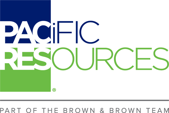 Pacific Resources- Part of the Brown & Brown Team
